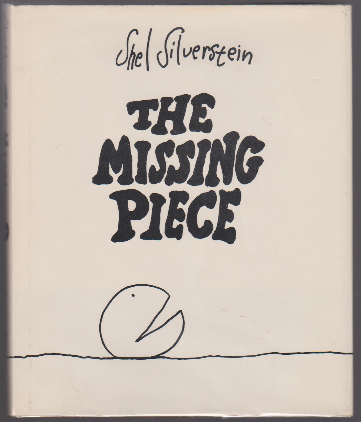 Image for THE MISSING PIECE (1st Edition)