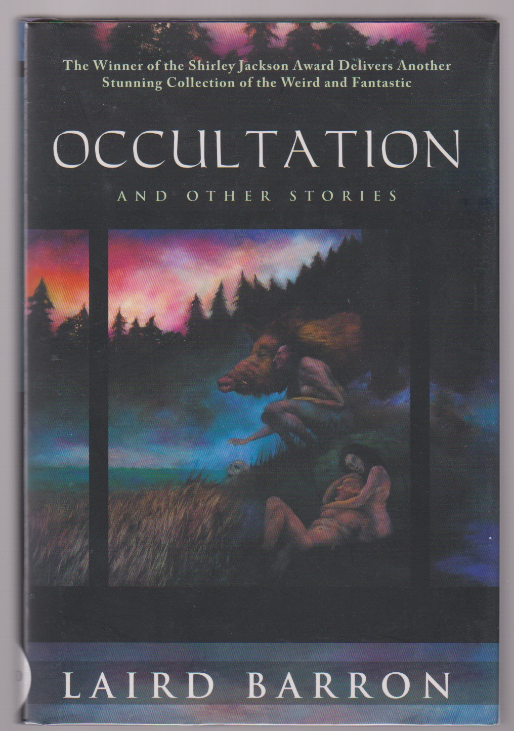 Image for OCCULTATION AND OTHER STORIES