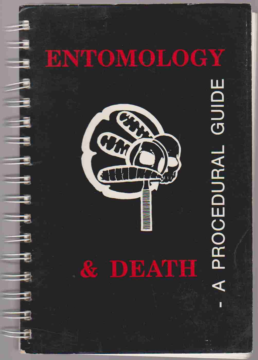 Image for ENTOMOLOGY AND DEATH, A PROCEDURAL GUIDE