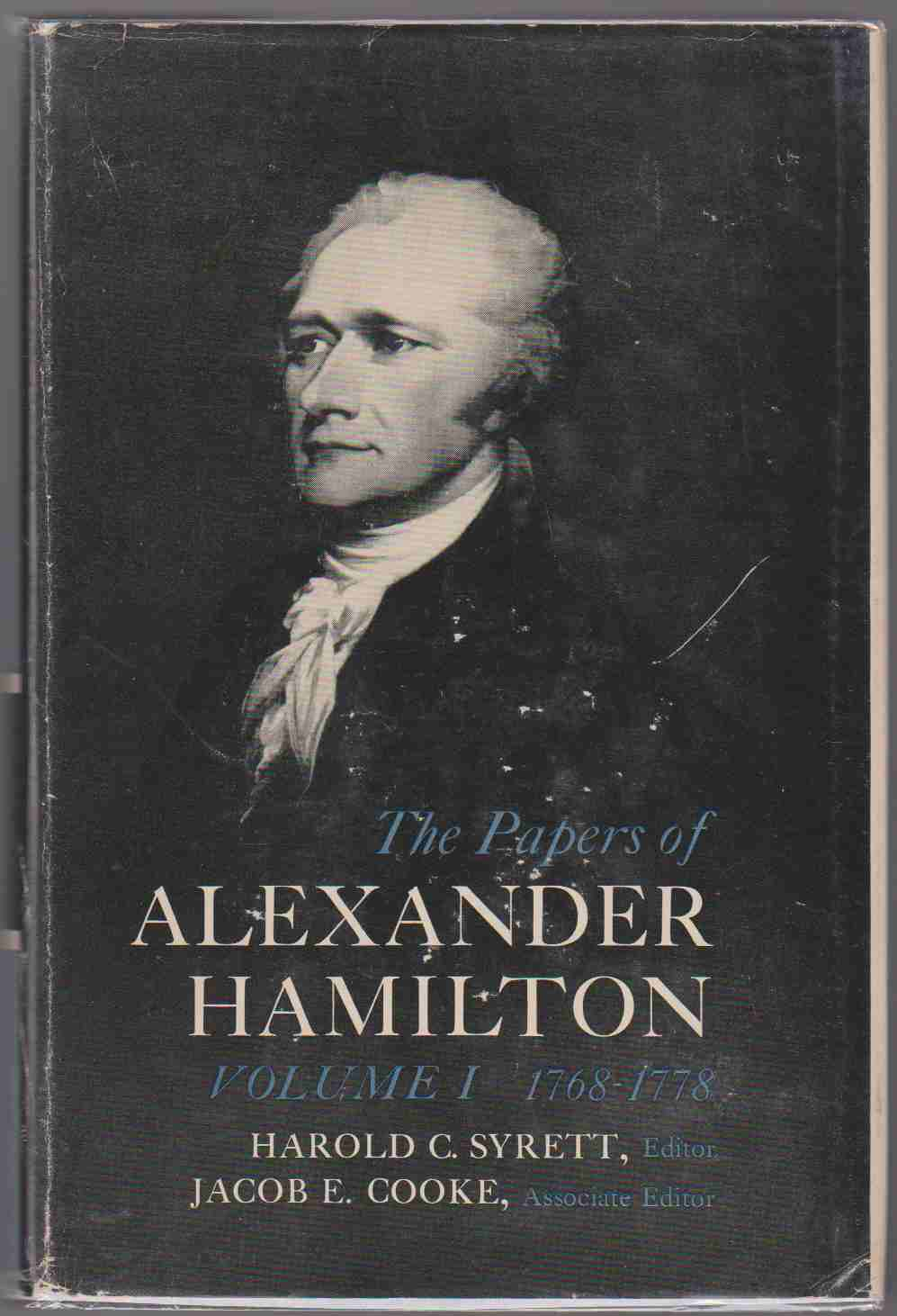 Image for THE PAPERS OF ALEXANDER HAMILTON (27 VOLUME SET)