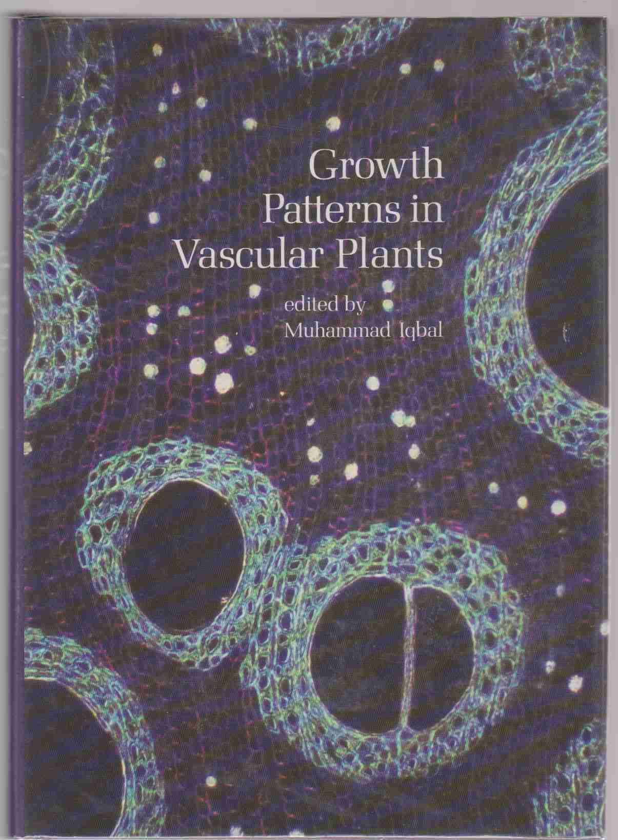 Image for GROWTH PATTERNS IN VASCULAR PLANTS