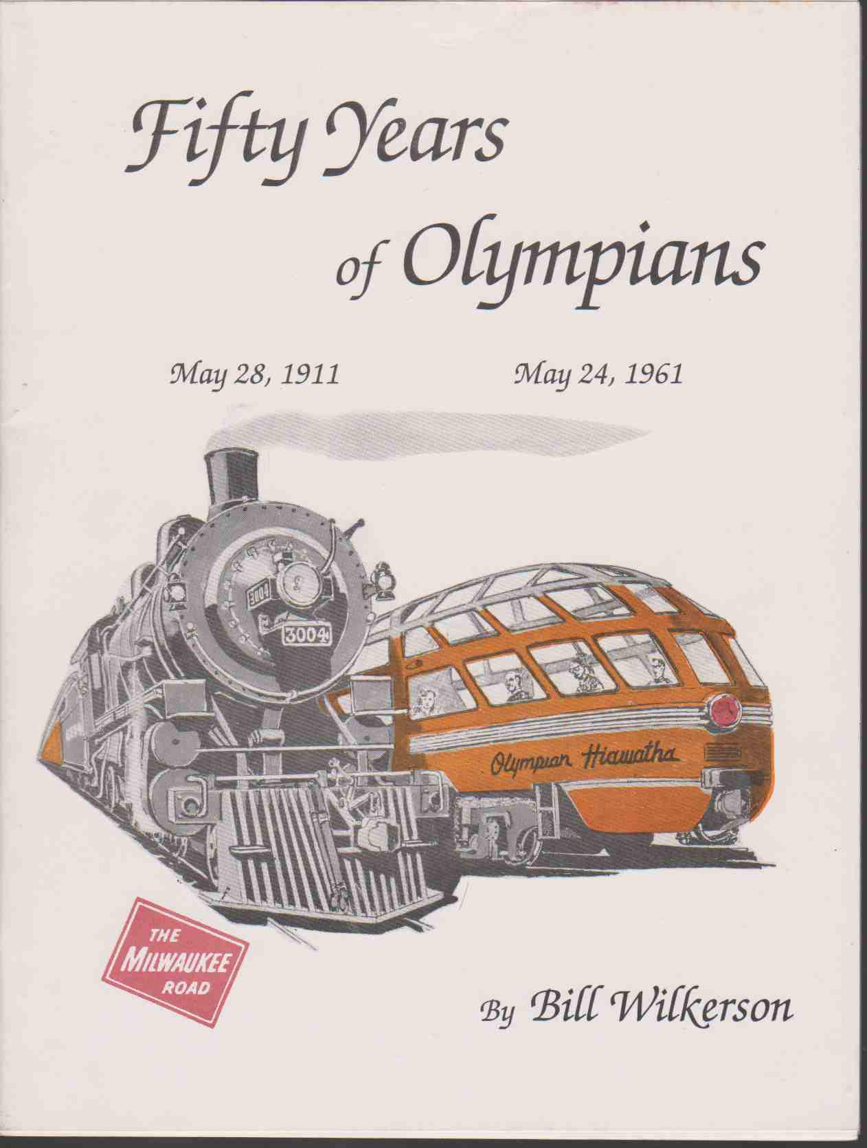 Image for FIFTY YEARS OF OLYMPIANS