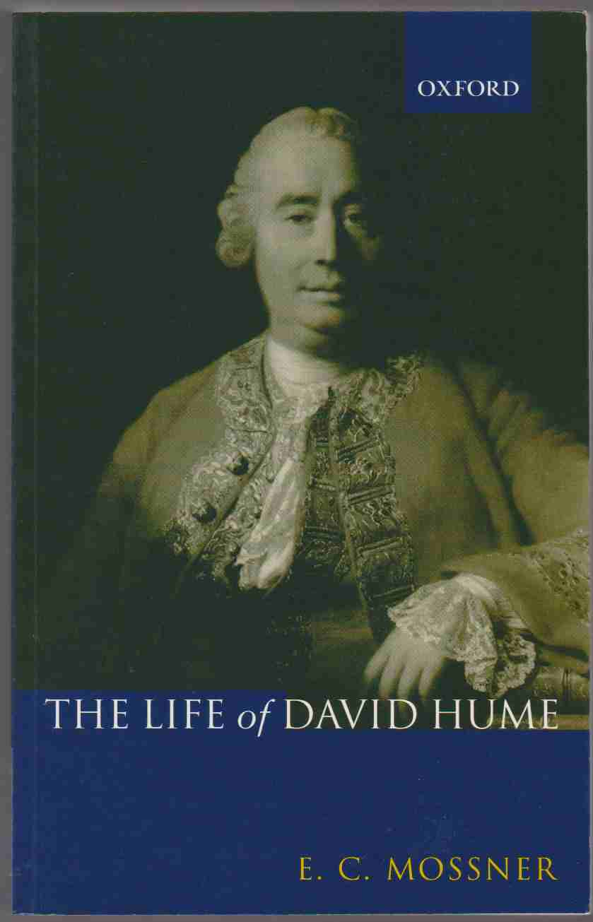 Image for THE LIFE OF DAVID HUME