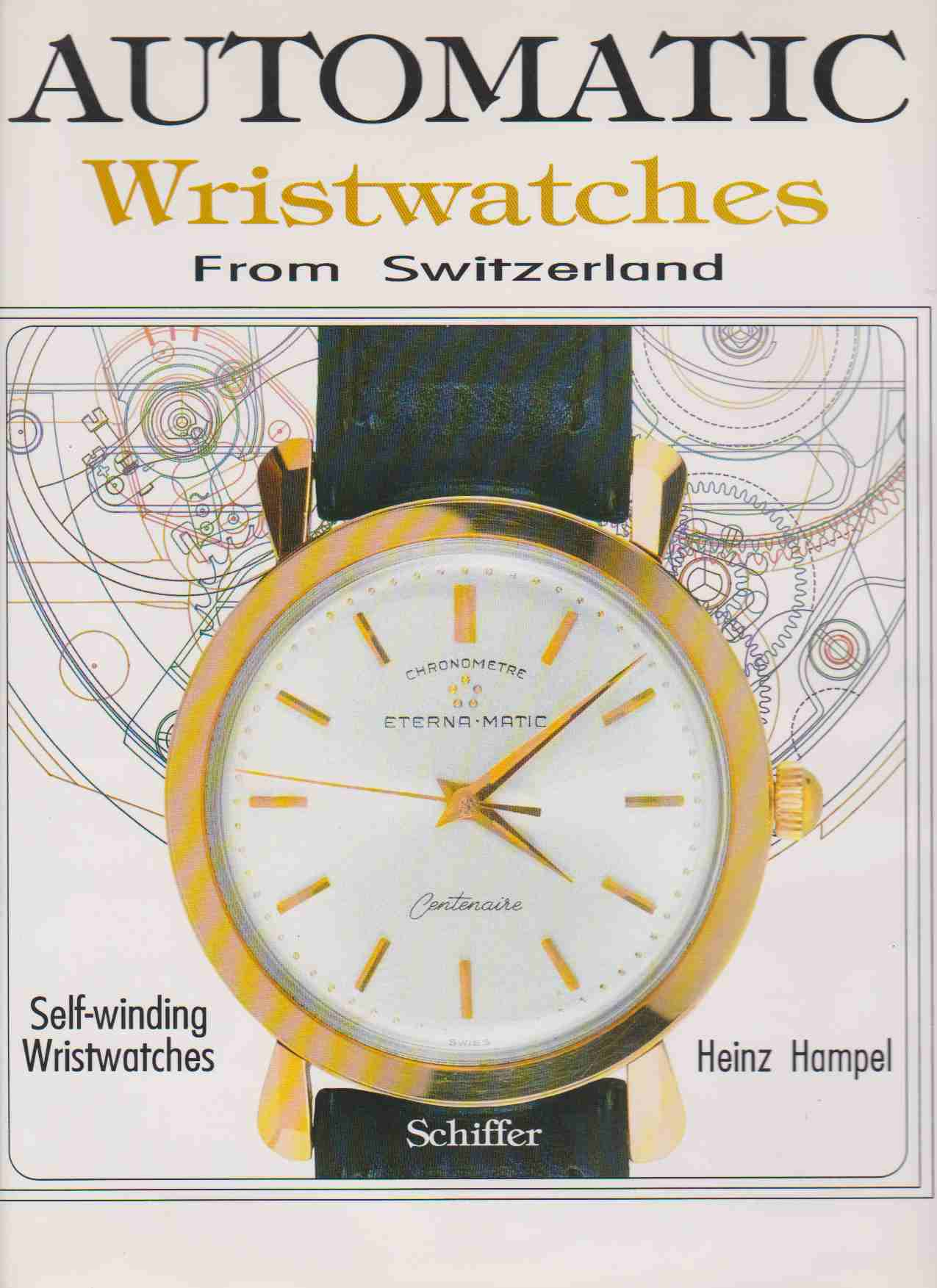 Image for AUTOMATIC WRISTWATCHES FROM SWITZERLAND Self-Winding Wristwatches