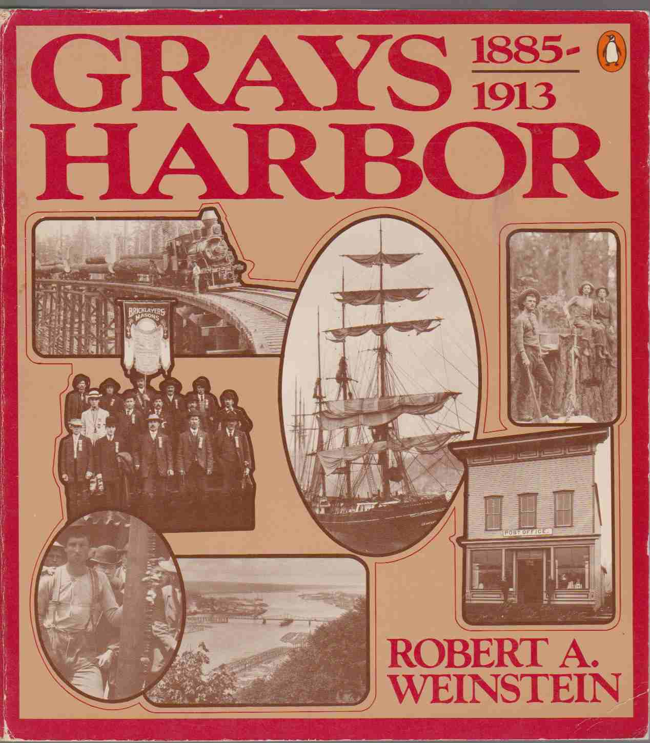 Image for GRAYS HARBOR 1885-1913